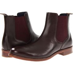 Cole Haan Harrison Leather Chelsea