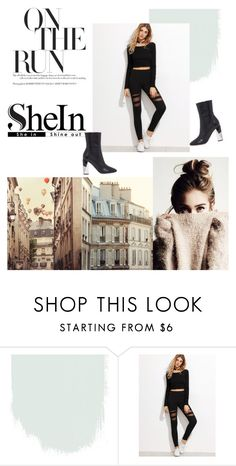 """""""shein contest"""" by dolby ❤ liked on Polyvore featuring Jimmy Choo"""