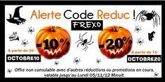 Bon Plan Halloween sur tous les Accessoires de Mode et Bijoux Fantaisie !!  www.frexo.fr