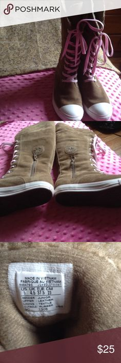 Convence All Star Gently Used Converse Shoes Winter & Rain Boots