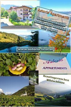 Herbsturlaub in Österreich Tirol Wildschönau Desktop Screenshot