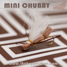 How to tie the mini chubby