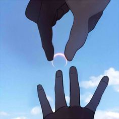 """""""Hey Keith, hold your hand up."""" """"Why– Oh."""""""