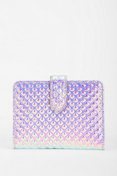 Deena & Ozzy Harlem Haze Quilted Cardholder #urbanoutfitters