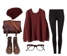 Seek vintage fall outfit