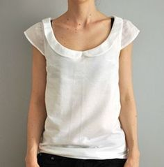 Adore this simple top...