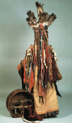 Shaman's Costume  Late 19th Century to Early 20th Century   Mongolia