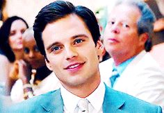 I got: Sebastian Stan! (YES!!!) And this gif!!!