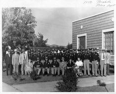 1951 Pocatello Police Force