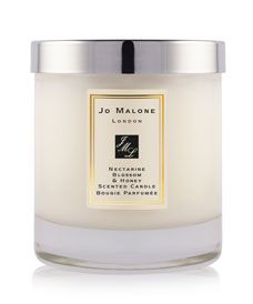 Got this candle as a gift, and the spring-like fragrance  is delectable.