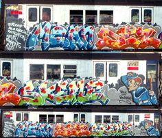 Mean, Dez, Skeme Subway Car