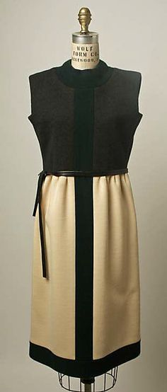 Dress  Yves Saint Laurent, Paris  (French, founded 1962)