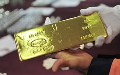 Putin: Russian Gold and Foreign Currency Reserves Grow