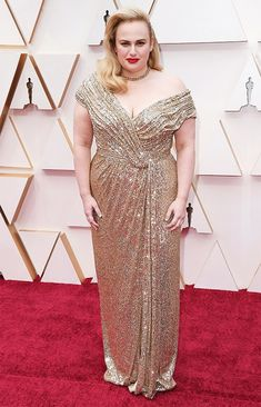 Rebel Wilson in Jason Wu at the 2020 Oscars Dior Haute Couture, Armani Prive, Oscar Dresses, Evening Dresses, Vestidos Christian Dior, Celebrity Red Carpet, Celebrity Style, Gal Gadot Images, Vestidos Oscar