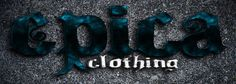 epica clothing Logo Designed by Spectra Marketing Solutions.    Need graphic design? visit www.spectrams.com
