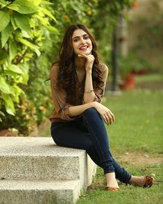 Arij Fatima Cute Girl Pic, Cute Girls, Dress Indian Style, Stylish Girl Images, Indian Designer Outfits, Beautiful Girl Image, Pakistani Actress, Girls Dpz, Contemporary Fashion
