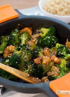 Recetas de verduras para la Operación Bikini. Siete recetas originales y ligeras para cocinar verduras en verano. Recetas ligeras. Recetas de vera..