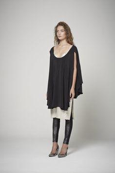 Luna Dress - Black
