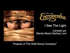 "Tangled - ""I See The Light"" Procession and First Dance"