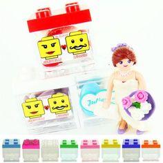 Boite dragées LEGO personnalisé - Mariage