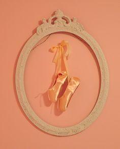 pointe shoe chandelier - Google Search
