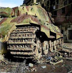 Panzerkampfwagen Tiger Ausf. B Königstiger