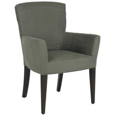 $233.24, unknown seat height  http://www.wayfair.com/Safavieh-Dale-Arm-Chair-MCR4710-FV35827.html