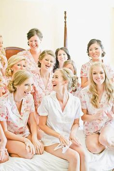 bridesmaids getting ready #saphireeventgroup #wedding #robes #bridesmaids #gettingready