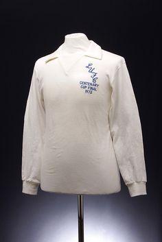 Leeds United Football Shirt (1972 Centenary Cup Final) Leeds United Shirt, Leeds United Football, Leeds United Fc, Classic Football Shirts, Vintage Football, Soccer Kits, Football Kits, Football Accumulator, England Football