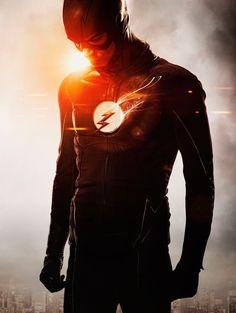 New suit New Season The Flash