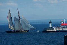 Ships Duluth MN 2008