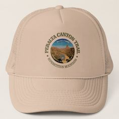 Peralta Canyon Trail Trucker Hat   hiking crafts, superior hiking trail, hiking apparel #Birthday #ValentinesGifts #HikingGifts, 4th of july party Grand Canyon Hiking, Cute Hiking Outfit, Hiking Gifts, Hiking With Kids, Backpacking Food, Hiking Equipment, Custom Hats, Tent Camping, Hiking Trails