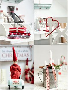 Minty House Blog Christmas Open House, Scandi Christmas, Christmas Tale, Christmas Trends, Christmas Design, Christmas Wishes, Christmas Inspiration, Xmas, Heart Decorations