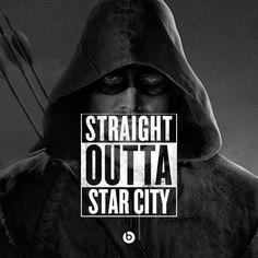 Stephen Amell: The Arrow Straight Outta Star City