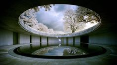 Naoshima Island, Japan. #japan #architecture #museum An island full of museums. Notably: Tadao Ando. The Oval, Benesse Arts Museum, Naoshima. And the Ando Museum.