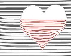 artisan des arts: Valentine's day Op-h-Art Optical Illusions - grade My Funny Valentine, Valentines Art, Valentine Ideas, Art Optical, Optical Illusions, Middle School Art, Jolie Photo, Winter Art, Art Lesson Plans