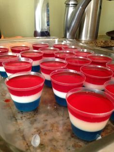 4th july jello mold recipes