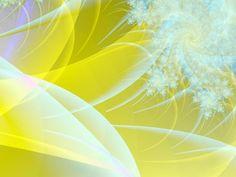Yellow Fractal