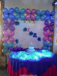 FROZEN birthday party  featured on Catch my party #labarradulce #Guatemala #cupcakes #cubiletes #pasteles #cakes #designcakes #pasteldediseño #sabores #flavors #frozen #congelados #disney #princesses #Disneyinspired #Anna #Elsa #Olaf #snowflake #edibleprint #fondant #Guate