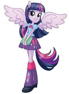 Twilight Sparkle - My Little Pony Equestria Girls