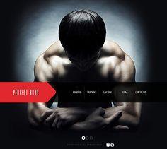 Website Template #39167