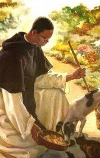 SAN MARTÍN DE PORRES, el humilde Santo ,que vivió su vida amando a Dios en el prójimo