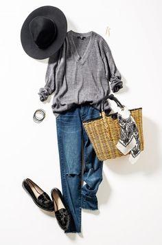 人気スタイリスト指名買い!楠 玲子さんと川上 さやかさんが選ぶ秋の〝it〟アイテム|Today's Pick Up|ユニクロ