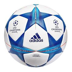 When the champions clash they do it over this football. Just like the one used during the tournament's group phase...