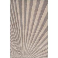 Surya Candice Olson Oyster Gray 2 ft. x 3 ft. Accent Rug  on  Daily Rug Deals