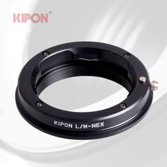 Kipon Adapter for Leica M L/M Mount Lens to Sony E Mount NEX Camera VG10E VG20  #kipon