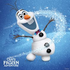 Take a look at this Olaf's Frozen Adventure event today!