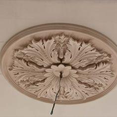 The Hamilton diameter Carcass & 7 component parts Ceiling Rose, Hamilton, Roses, It Cast, Vintage, Pink, Rose, Vintage Comics