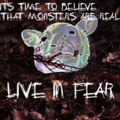 ITS TIME TO BELIEVE THAT MONSTERS ARE REAL LIVE IN FEAR Erick Rowan, The Wyatt Family, Bray Wyatt, Roman Reigns, Wwe, Monsters, Wrestling, World, Lucha Libre