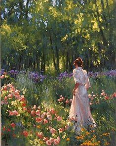 Heavenly Painting Inspiration, Art Inspo, Images Esthétiques, Classical Art, Renaissance Art, Art Plastique, Pretty Art, Aesthetic Art, Beautiful Paintings